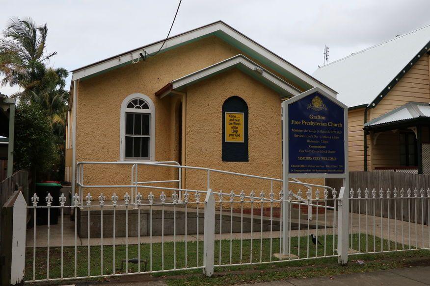 Grafton Free Presbyterian Church