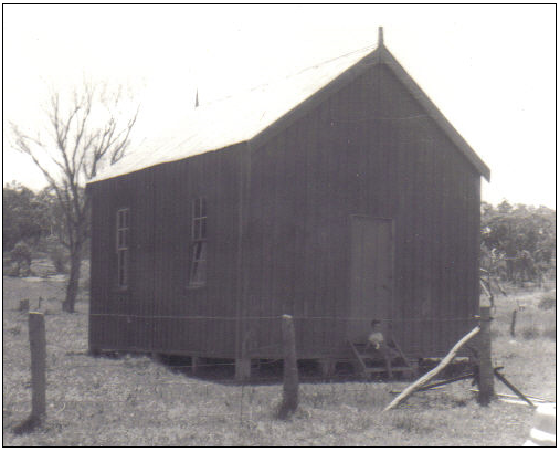 Graman Anglican Church - Former
