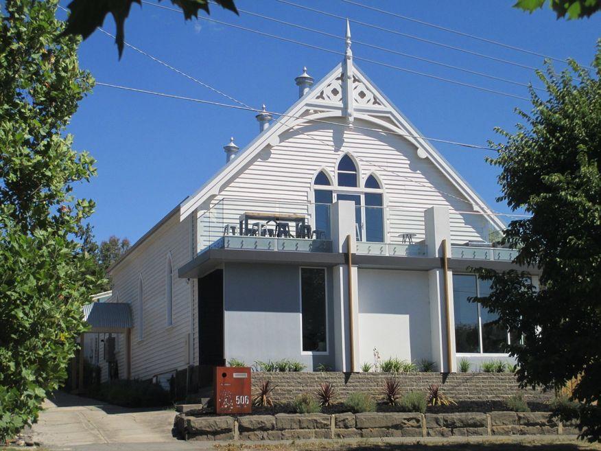 Grant Street, Golden Point Church - Former