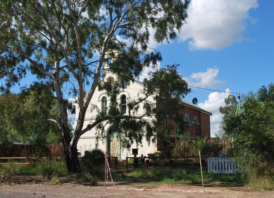 Grant Street, Inglewood Uniting Church - Former