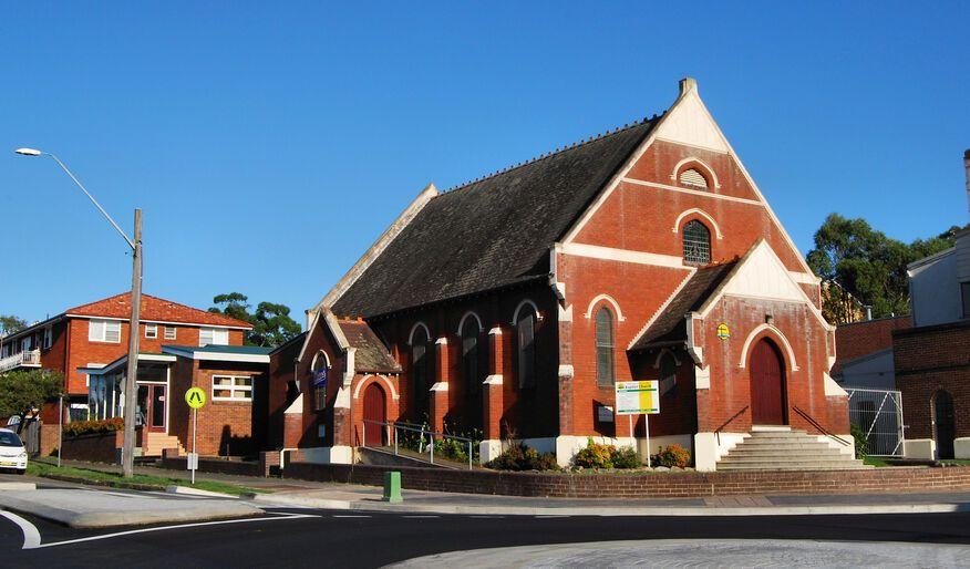 Granville Community Baptist Church