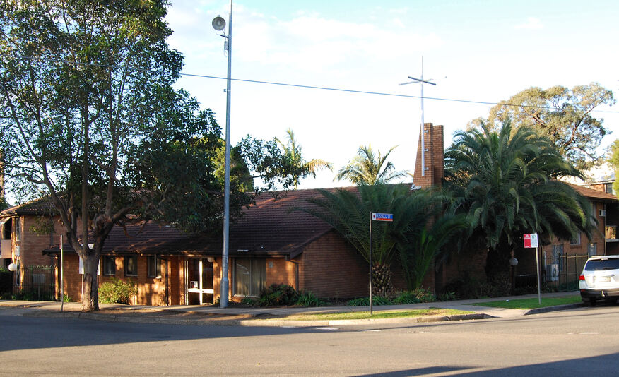 Granville Uniting Church