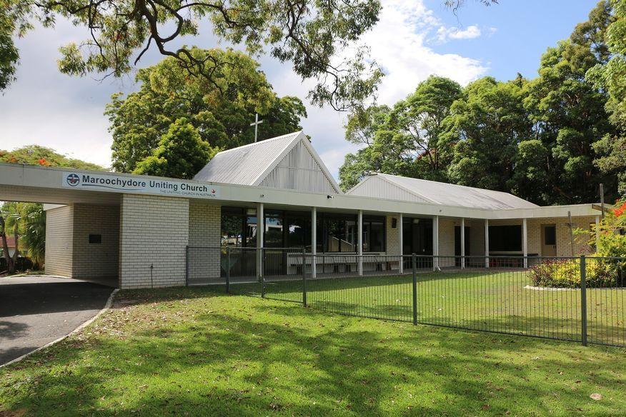 Greek Orthodox Parish of the Sunshine Coast - Uses Uniting Church Building