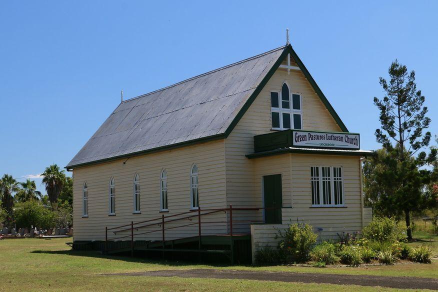 Green Pastures Lutheran Church