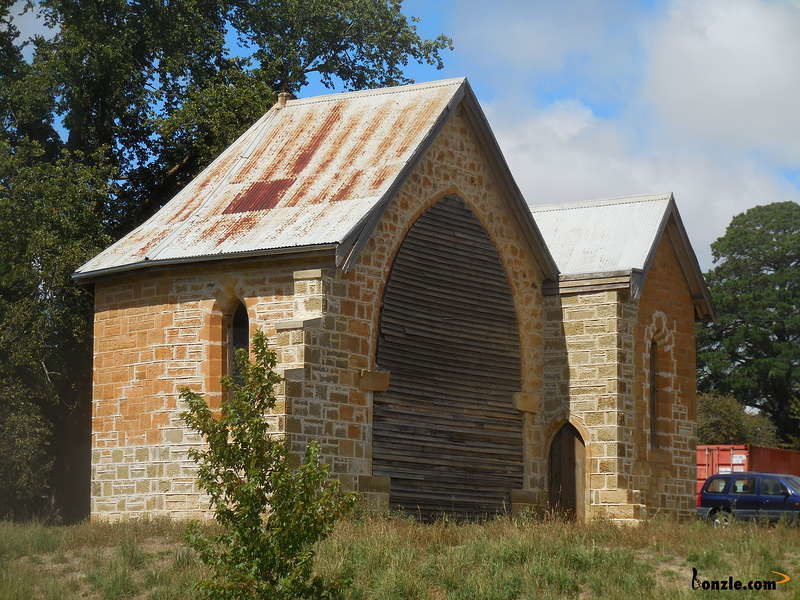 Greendale Anglican Church - Former