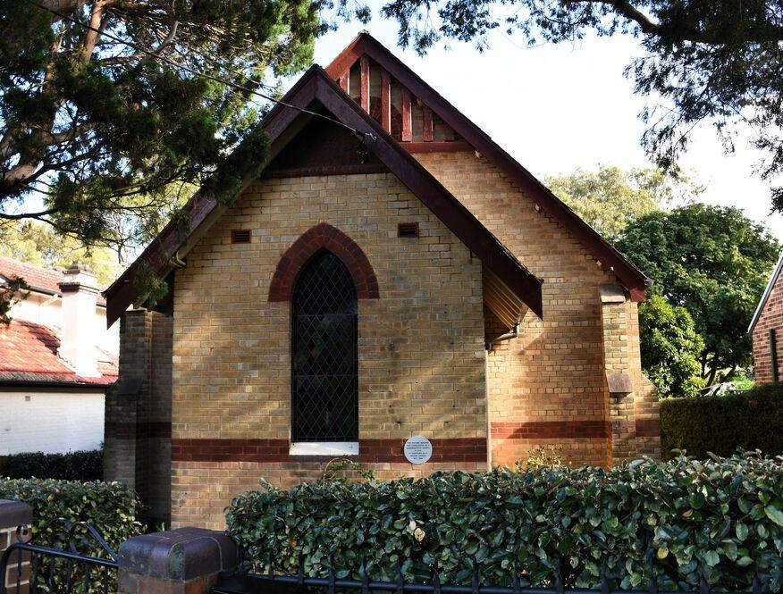 Greenwich Uniting Church - Former