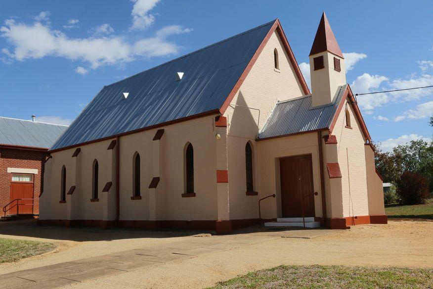 Grenfell Presbyterian Church