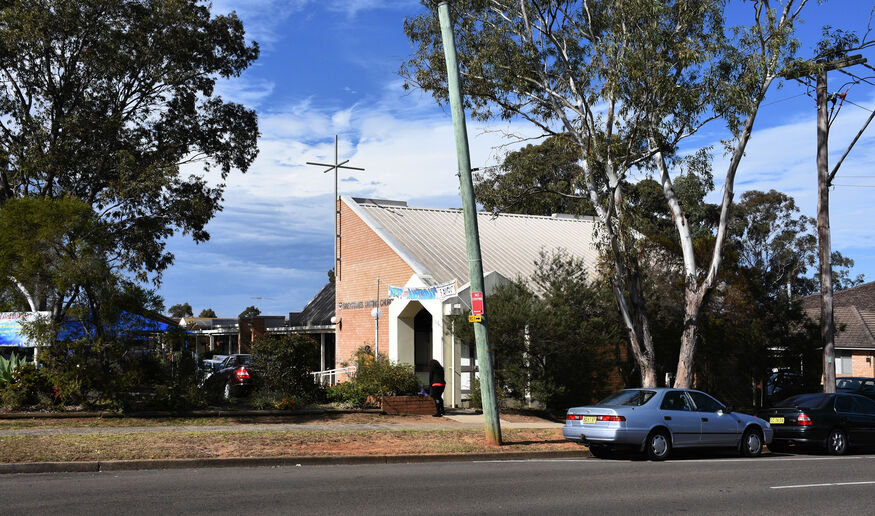 Greystances Uniting Church