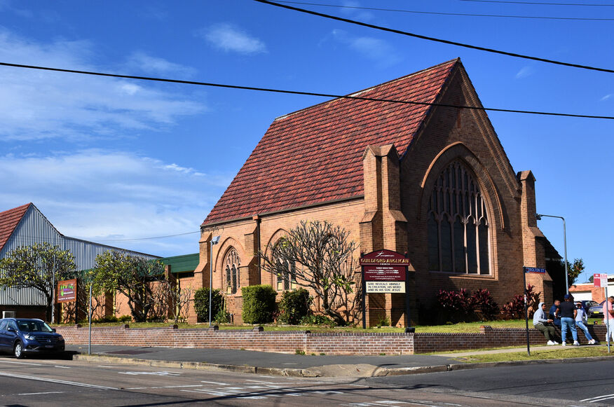 Guildford Anglican Church
