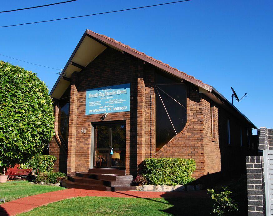 Guildford Italian Seventh-Day Adventist Church