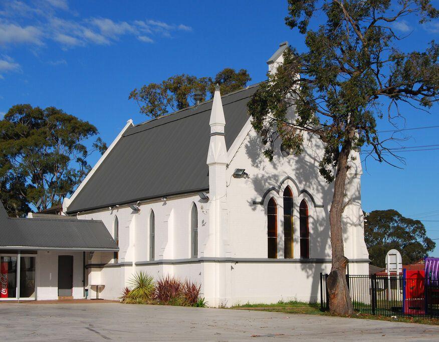 Guilford Arabic Baptist Church