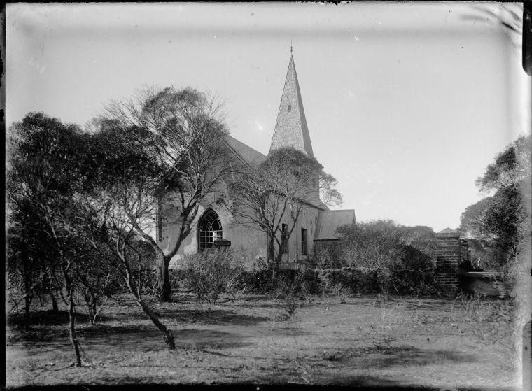 Gwalla Church - Former
