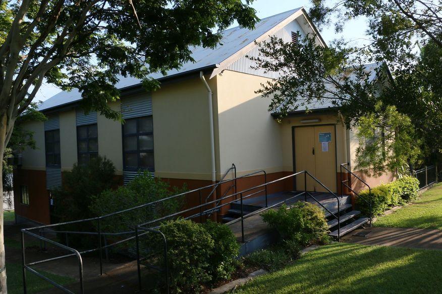 Gympie Community Church - Former