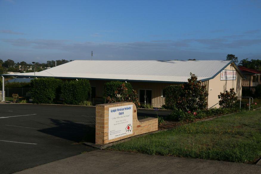 Gympie Wesleyan Methodist Church