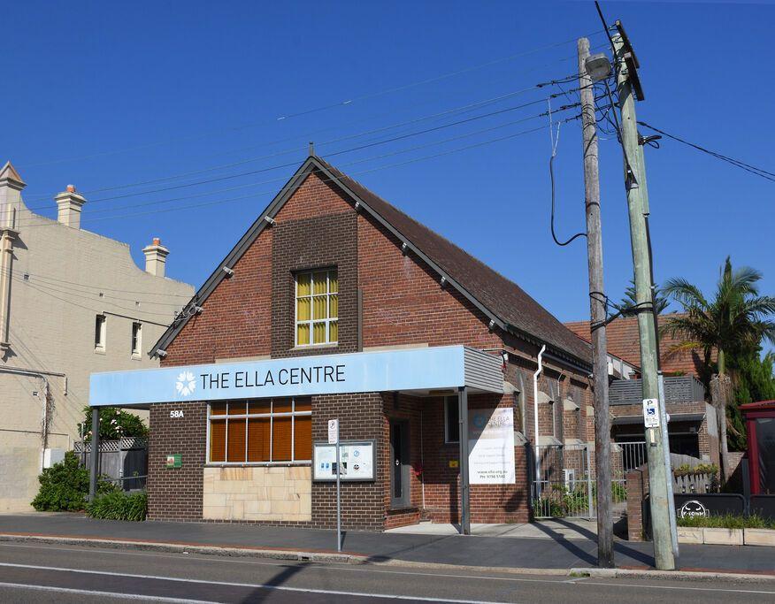 Haberield Methodist Church - Former
