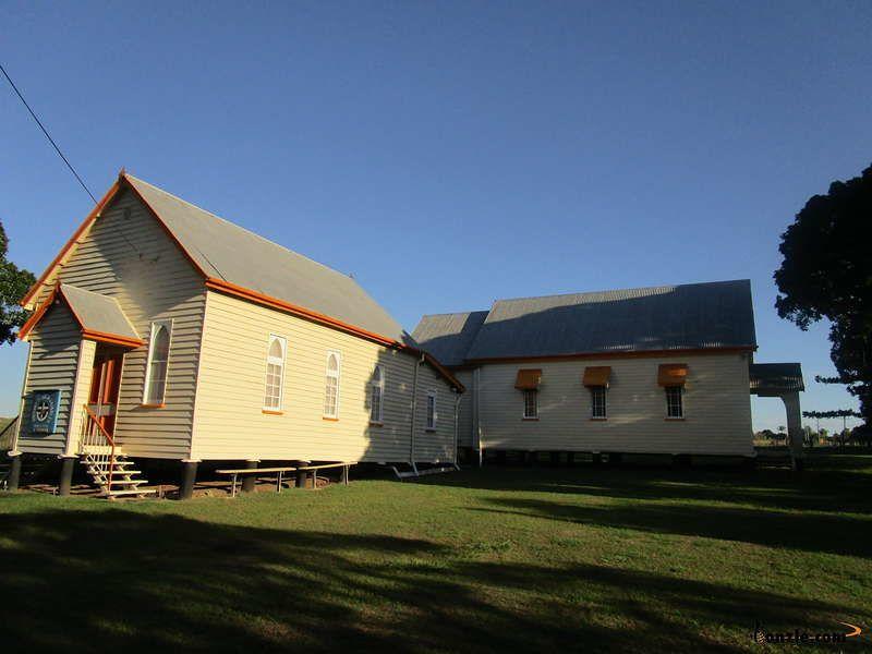 Haigslea Uniting Church - Former
