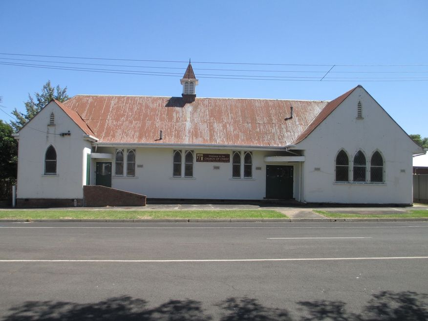 Hamilton Church of Christ - Former