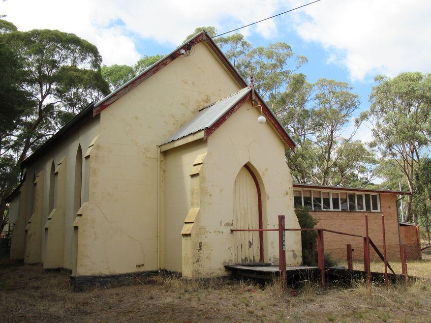 Harcourt Church of Christ - Former
