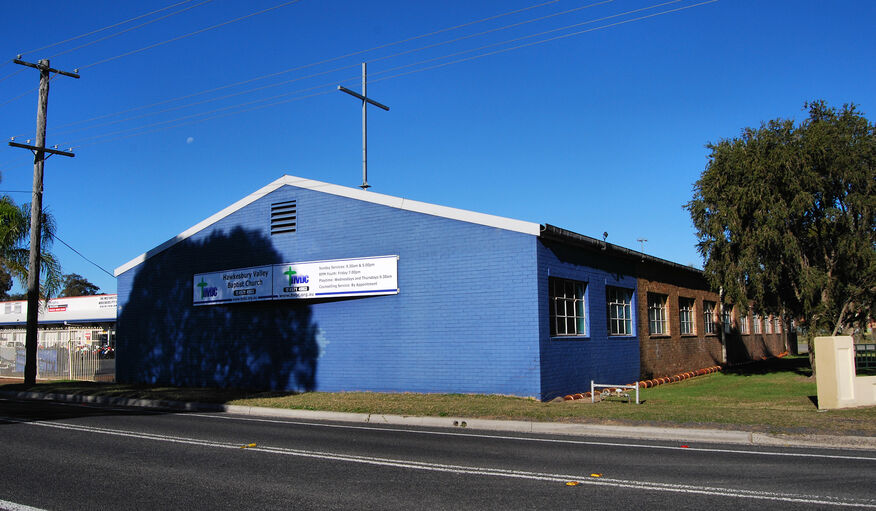 Hawkesbury Valley Baptist Church