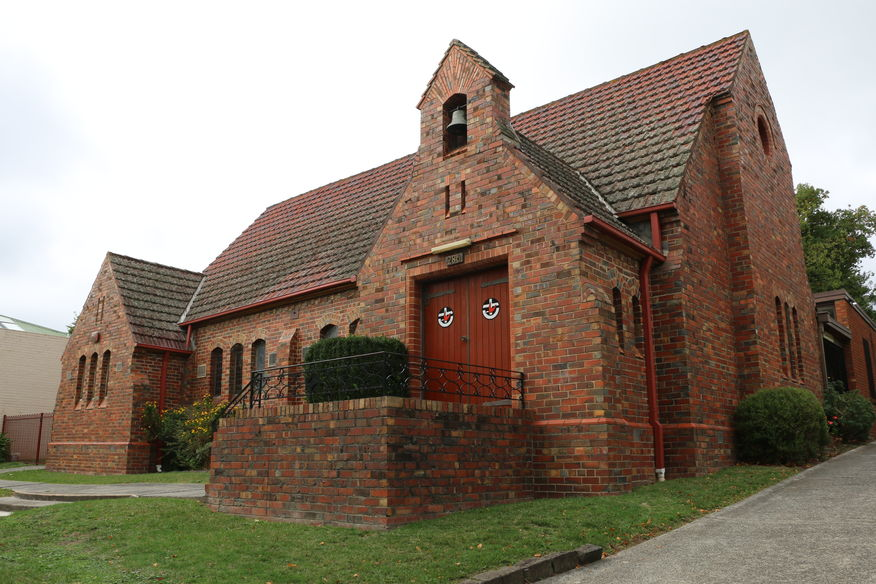 Healesville Uniting Church