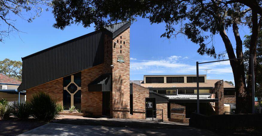 Heathcote Engadine Baptist Church