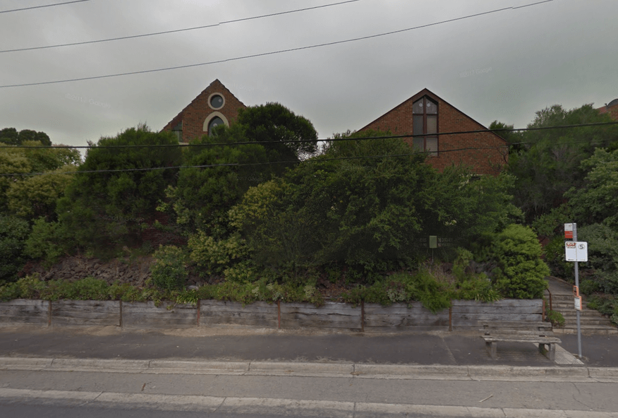 Heidelberg Road, Ivanhoe Church - Former