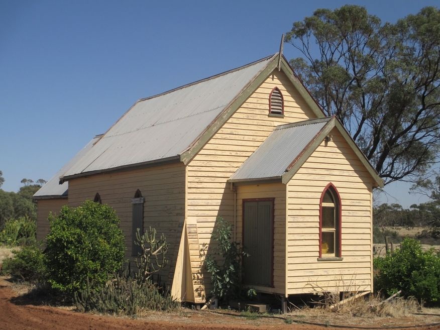 Henty Highway South of Beulah Church - Former