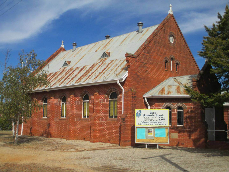 Henty Presbyterian Church