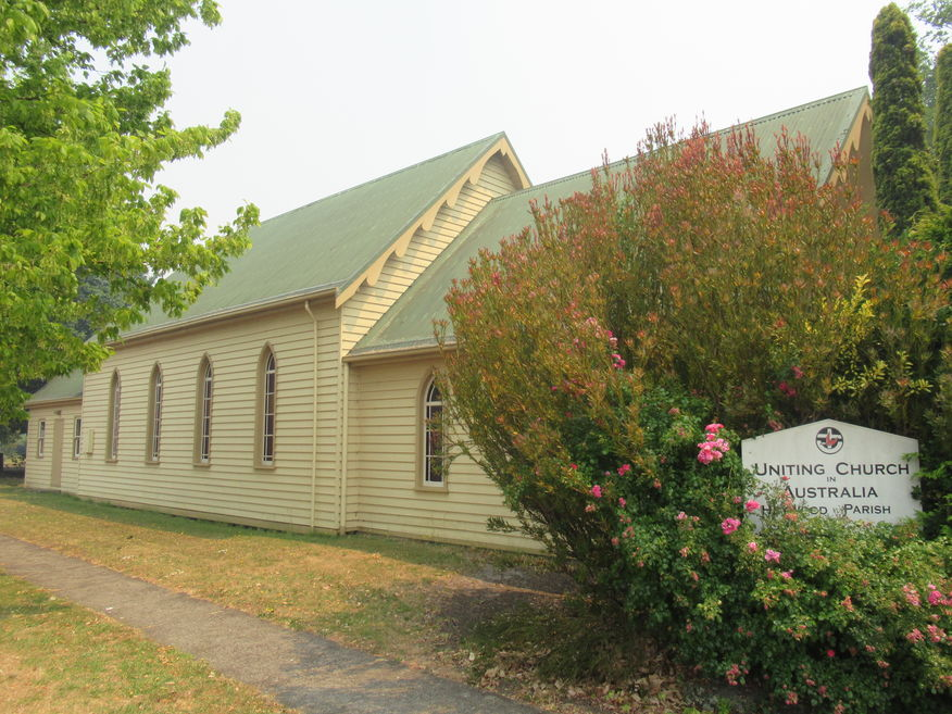 Heywood Uniting Church