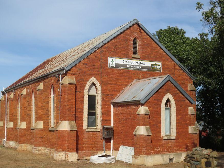 High Street, Rutherglen Church - Former
