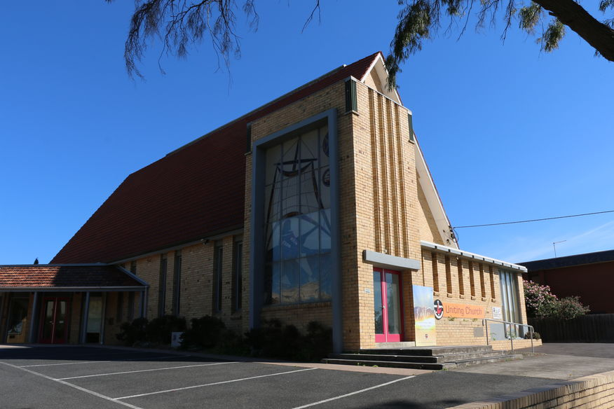 High Street Uniting Church, Frankston
