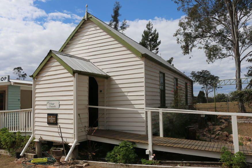 Highfields Baptist Church - Former