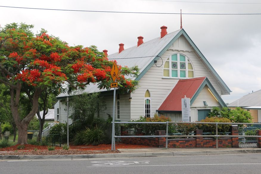 Hill End Uniting Church - Former