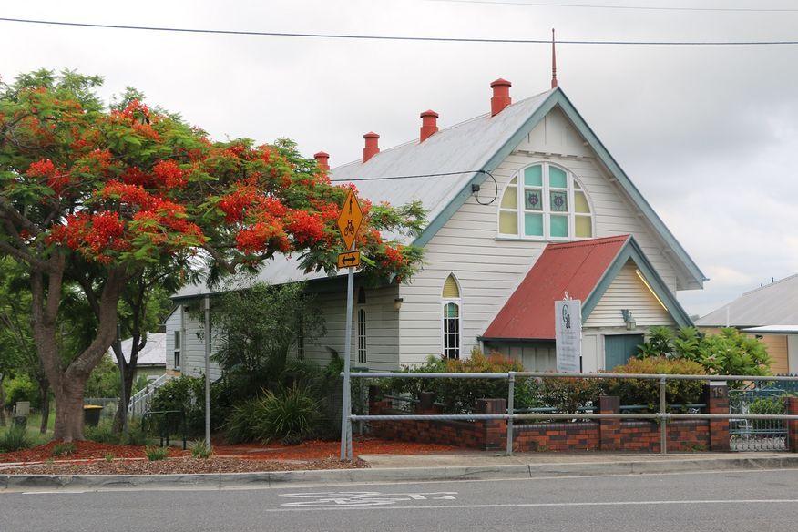 Hill End Uniting Church - Former