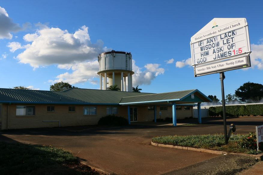 Hinkler Seventh-Day Adventist Church