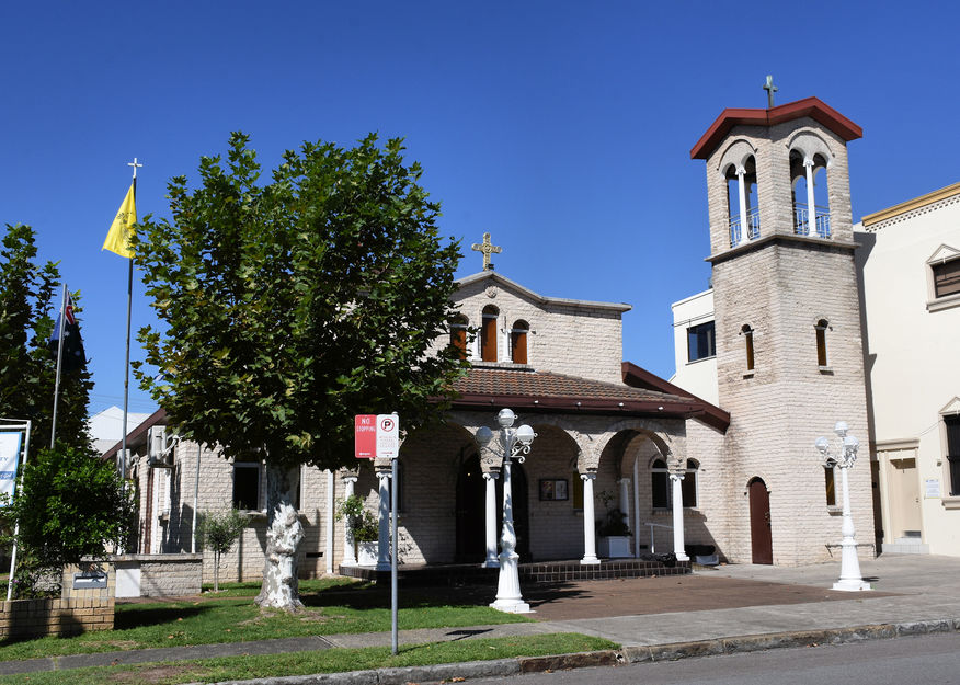 Holy Apostles Greek Orthodox Church
