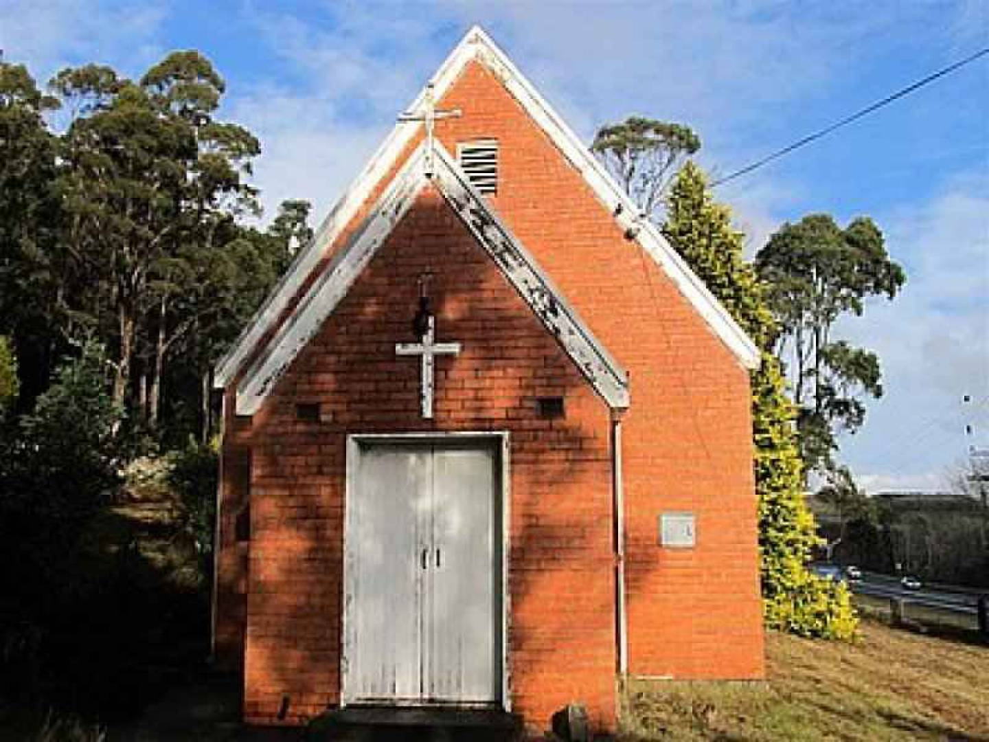 Holy Cross Anglican Church - Former