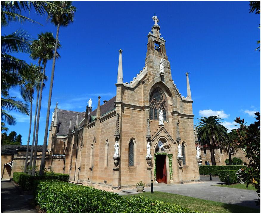 Holy Name of Mary Catholic Church