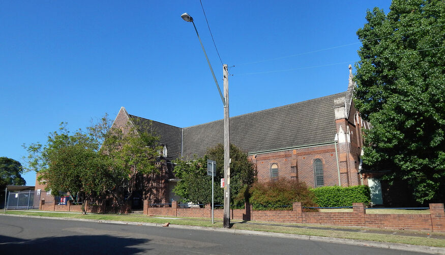 Holy Name of Mary Catholic Church - Former