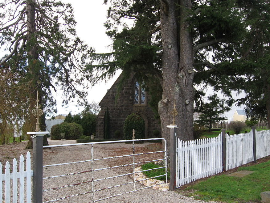 Holy Trinity Anglican Church - Former