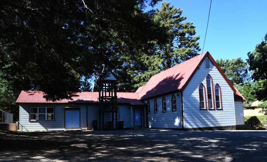 Holy Trinity Anglican Church - Original Church Building