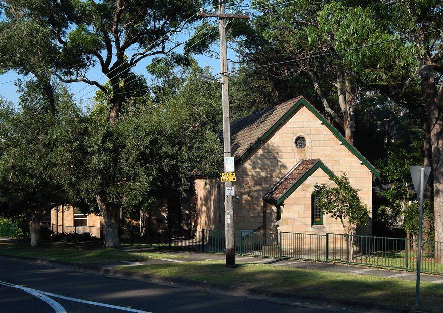 Holy Trinity Mowbray Anglican Church