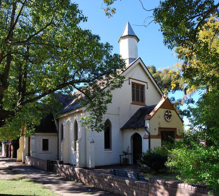 Homebush Uniting Church