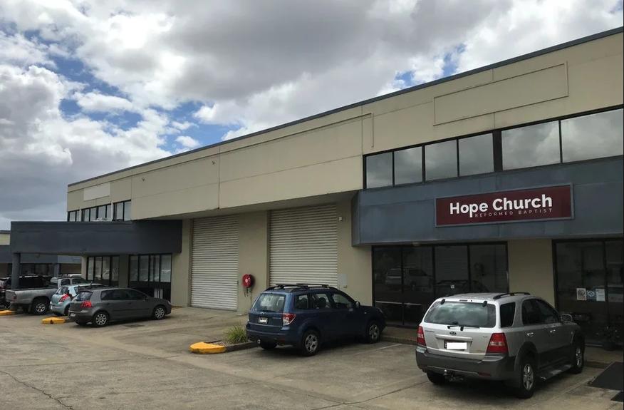Hope Reformed Baptist Church