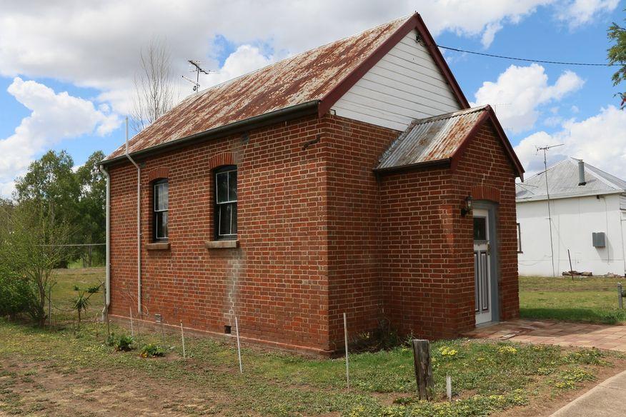 Hope Street, Warialda Church - Former
