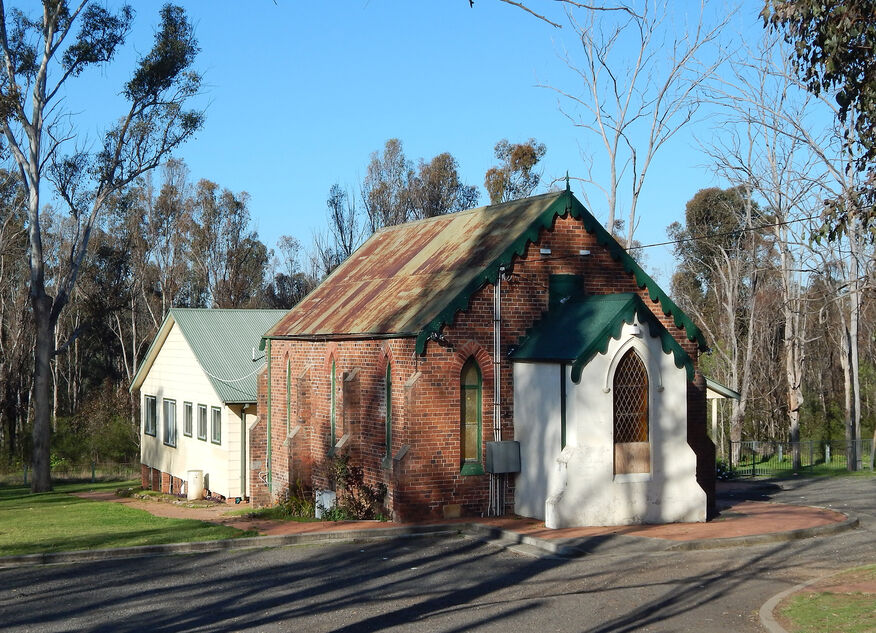 Hope at the Hill, Rooty Hill Presbyterian Church