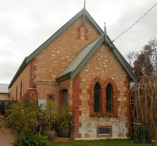 Hopetoun Baptist Church - Former