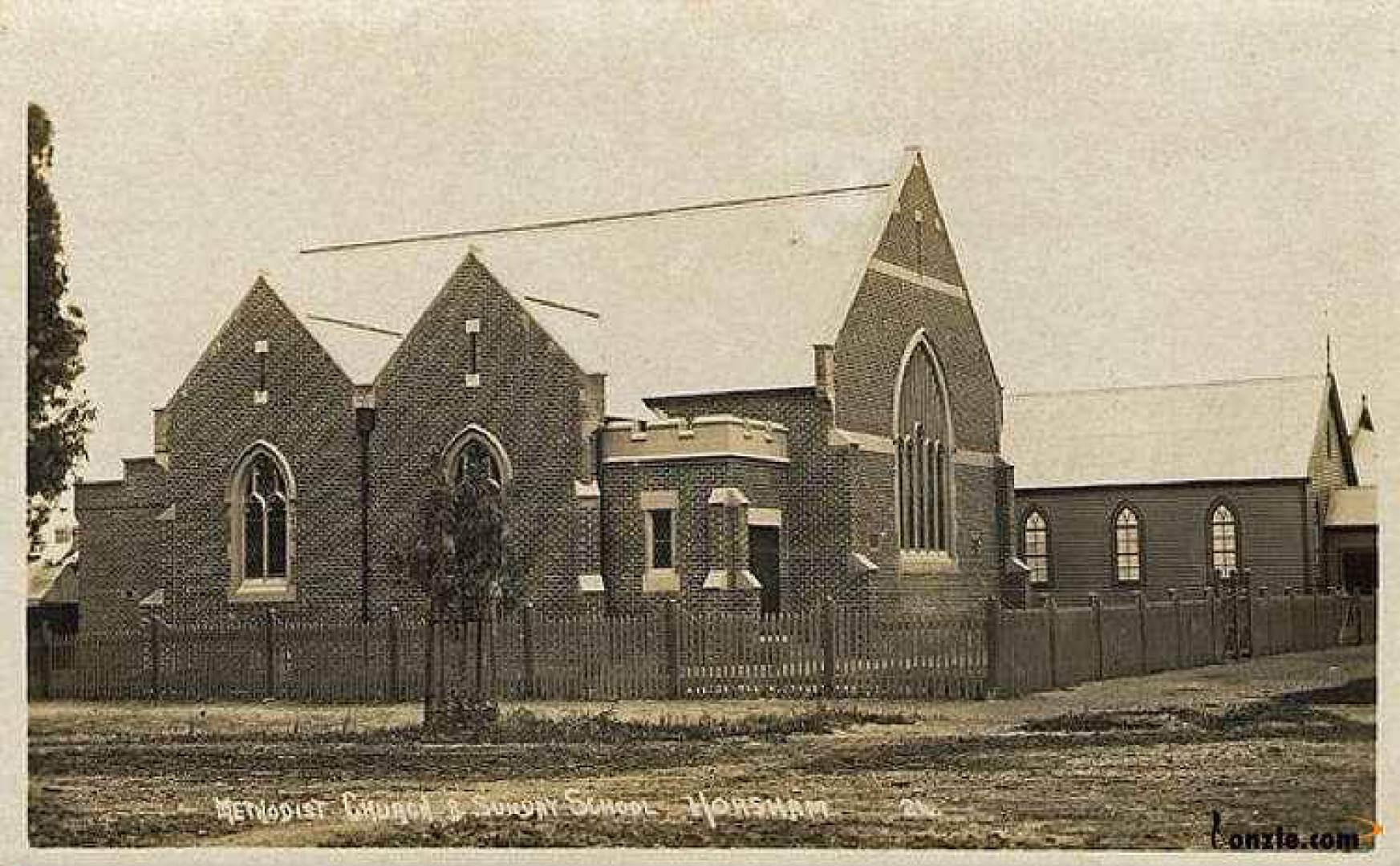 Horsham Methodist Church - Former