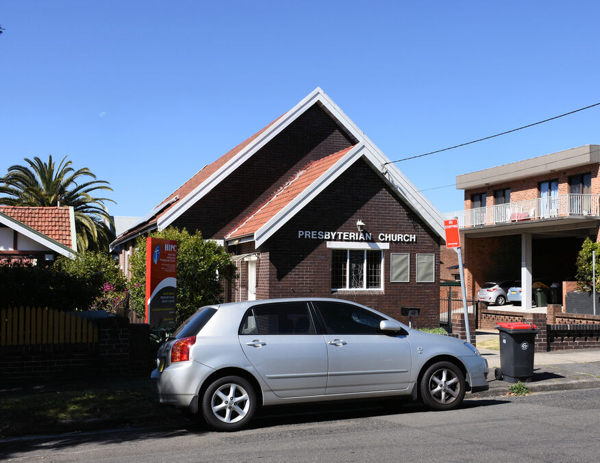 Hurstville Indonesian Presbyterian Church