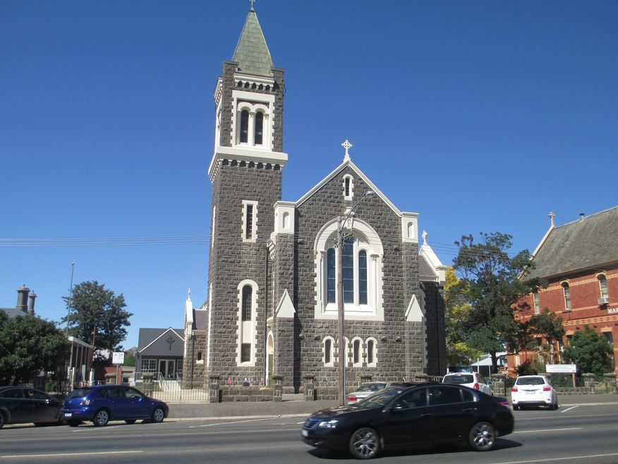 Immaculate Conception Catholic Church